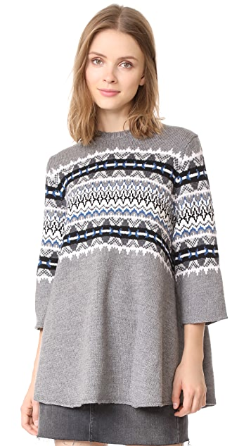 6397 Fair Isle Sweater | SHOPBOP