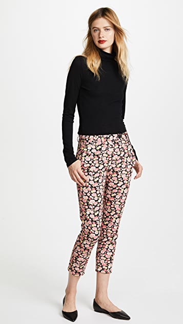 6397 Cropped Trousers