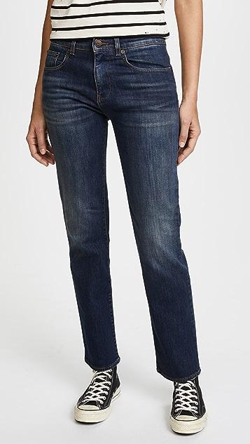 6397 DK Straight Leg Jeans - Blue