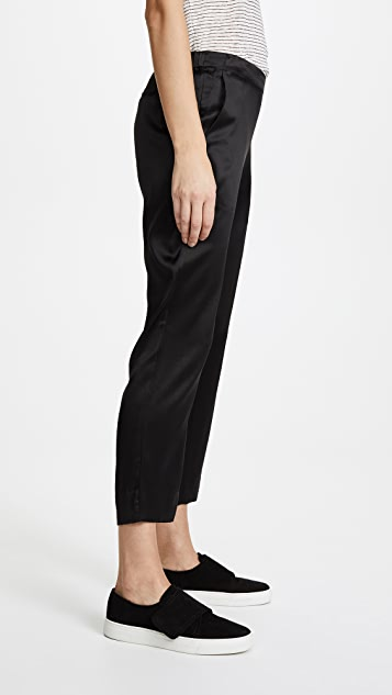 6397 Silk Trousers