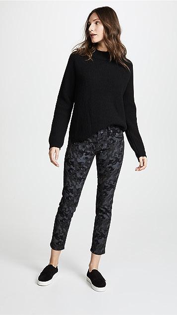 6397 Mini Camo Skinny Jeans