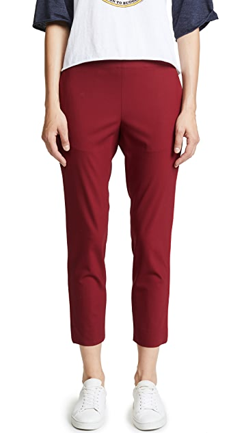 6397 Piped Pull On Trousers