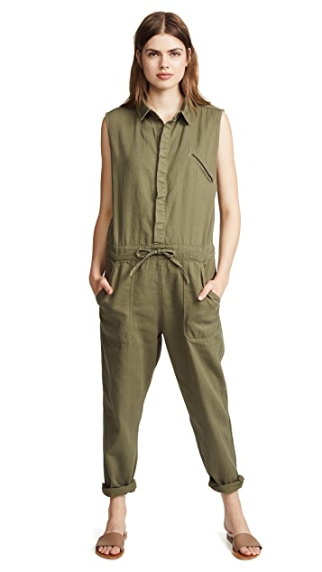 6397 Sleeveless Flight Suit