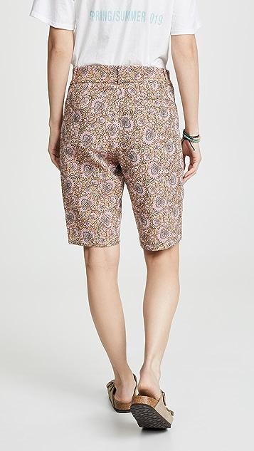 6397 Paisley Shorts
