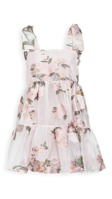 Sister Jane Likely Lady Floral Mini Dress
