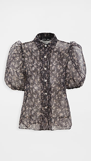 Sister Jane First Rodeo Puff Sleeve Blouse