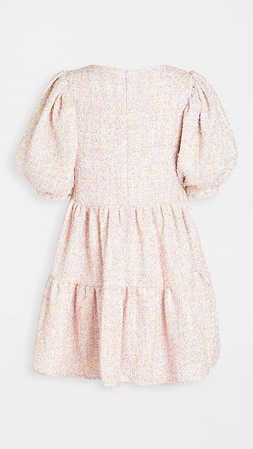 Sister Jane Confetti Tweed Mini Dress