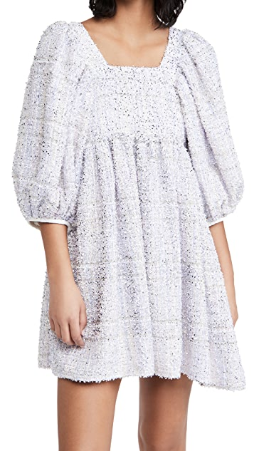 Sister Jane Triffle Tweed Mini Dress