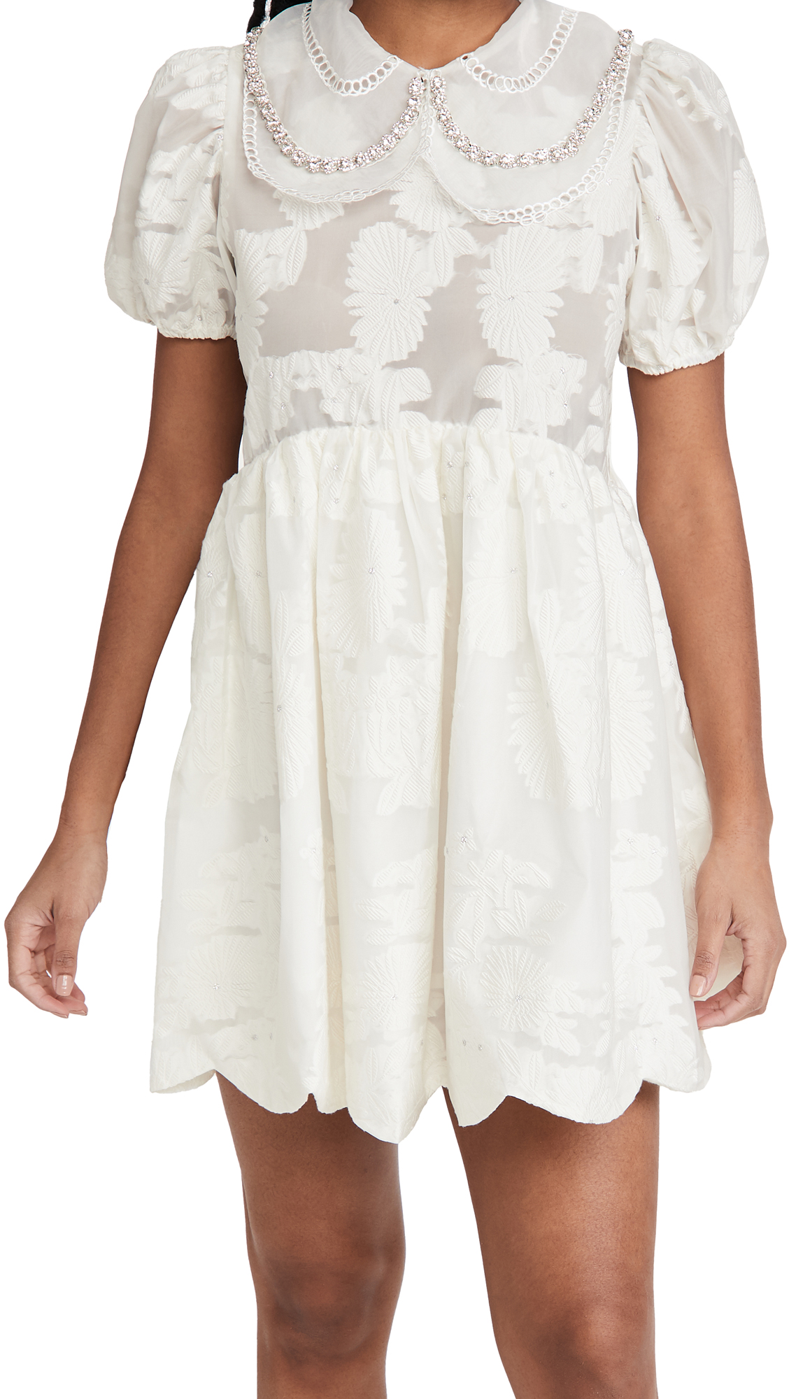 Sister Jane Invitation Mini Dress