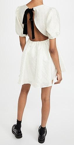 Sister Jane - Fancy Footwork Open Back Mini Dress
