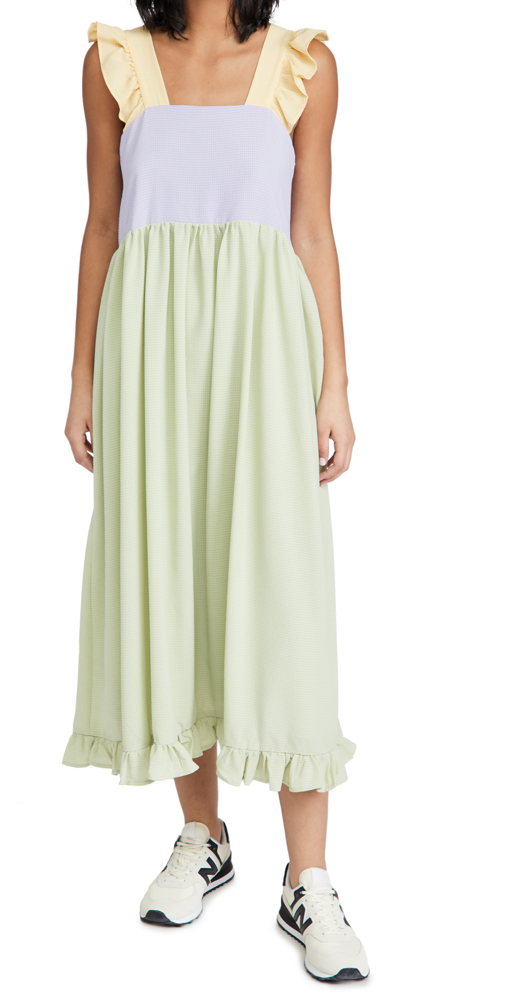 Sister Jane Fun and Frolics Midi Dress