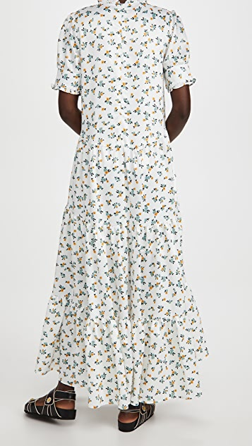 Sister Jane Wild Flower Tiered Maxi Dress