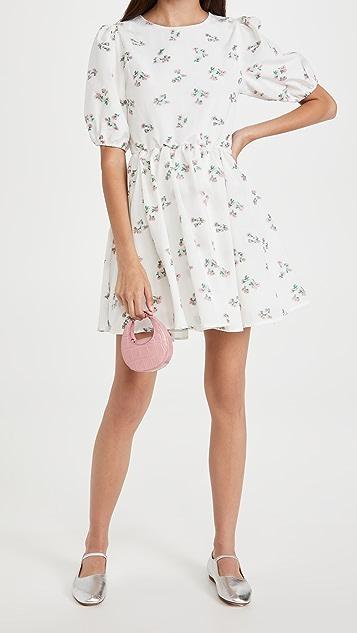 Sister Jane Flower Mail Mini Dress
