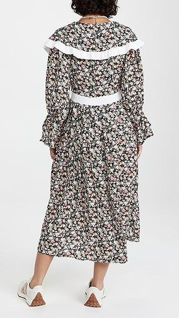Sister Jane Niece Floral Midi Dress