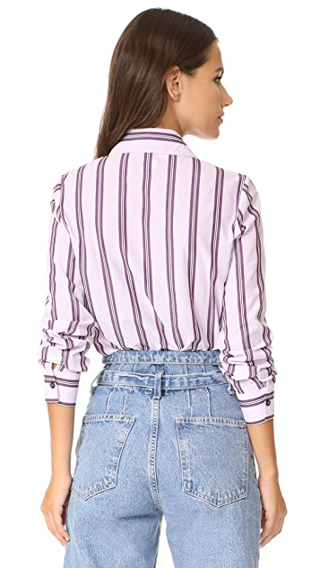 Stella Jean Long Sleeve Shirt