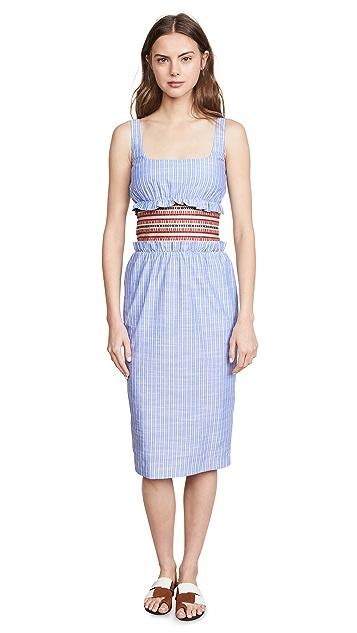Stella Jean Striped Dress