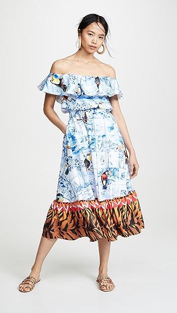 Stella Jean Patterned Dress
