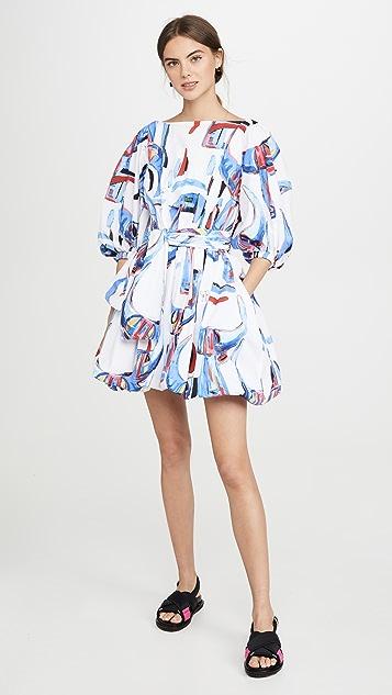 Stella Jean Мини-платье