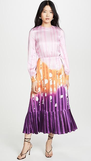 Stella Jean Платье Cady Iris