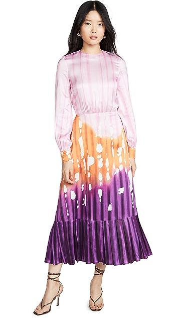 Stella Jean Cady Iris Dress