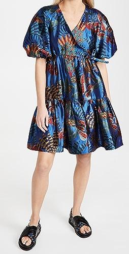 Stella Jean - Abito Naif Dress