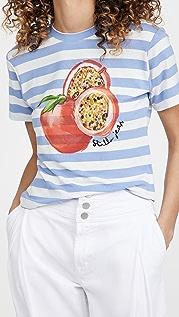 Stella Jean Slim T-Shirt