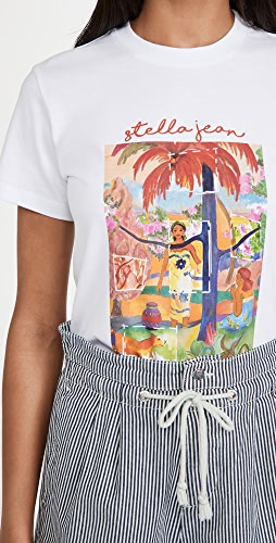 Stella Jean - Color Swatch Tee