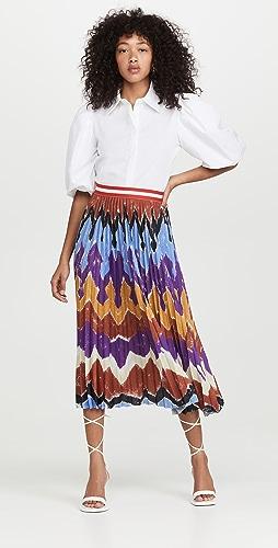 Stella Jean - 半身裙