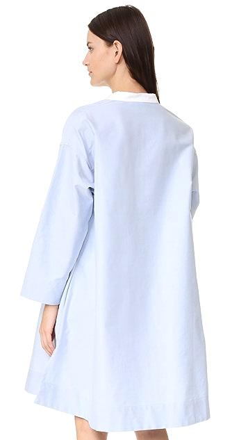 Sleepy Jones Madeleine Slit Dress