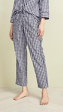 Gingham Marina Pajama Pants