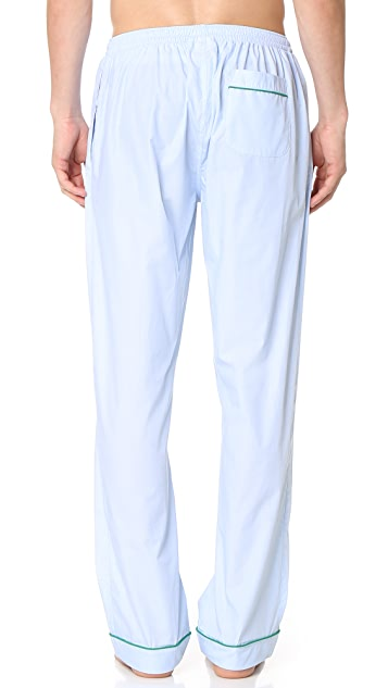 Sleepy Jones Marcel End on End Pajama Pants