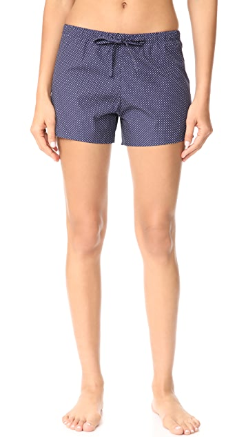 Sleepy Jones Pindot Paloma Shorts