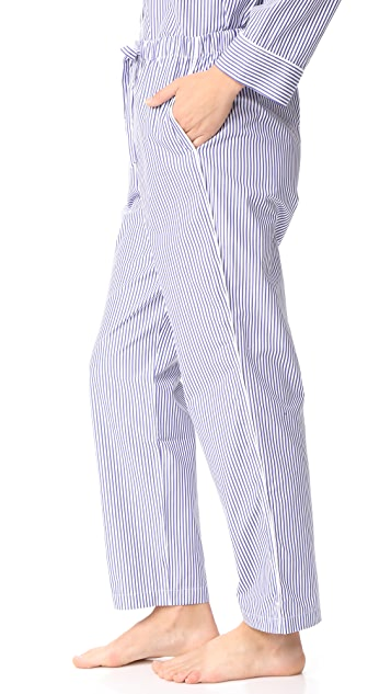 Sleepy Jones Marina Pajama Pants