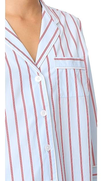 Sleepy Jones Marina Pajama Shirt