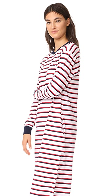 Sleepy Jones Nina T-Shirt Dress