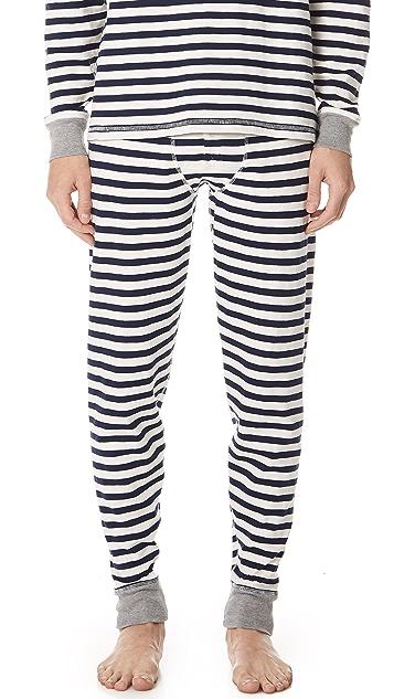 Sleepy Jones Stripe PJ Pants