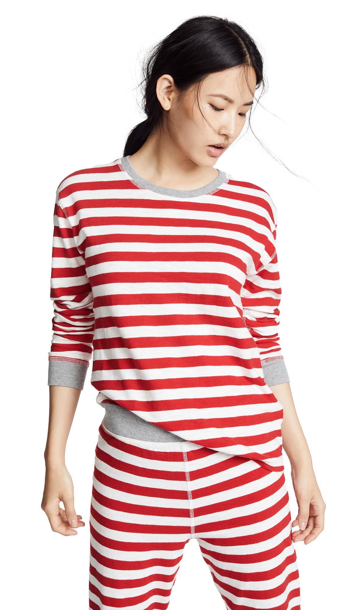 Sleepy Jones Helen Long Sleeve Shirt