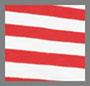 полоска умеренно красного цвета