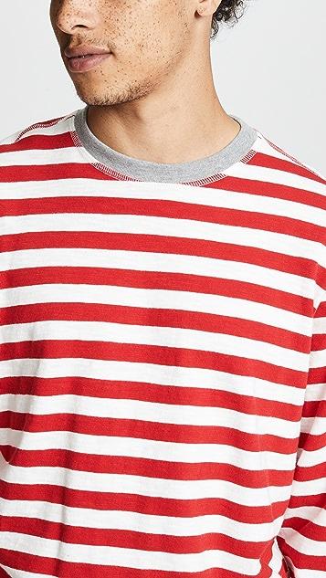 Sleepy Jones Keith Knit Tee Shirt