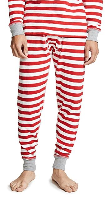 Sleepy Jones Keith Long Johns