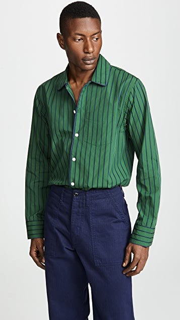 Sleepy Jones Henry Pajama Shirt