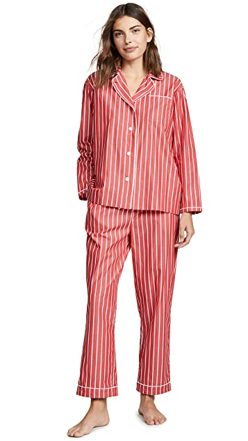 Sleepy Jones Bishop Pajama Set