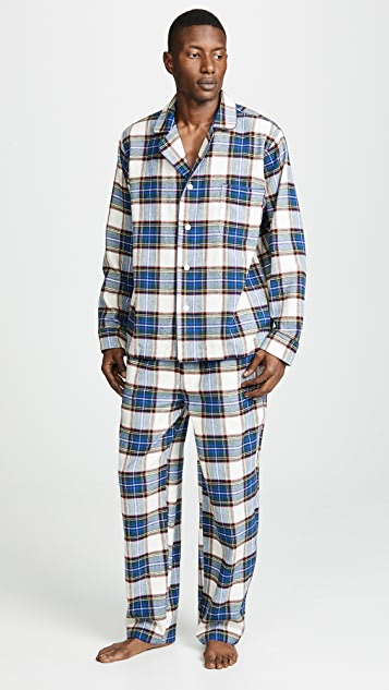 Sleepy Jones Lowell Pajama Set