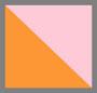 Aloha Floral Orange & Pink