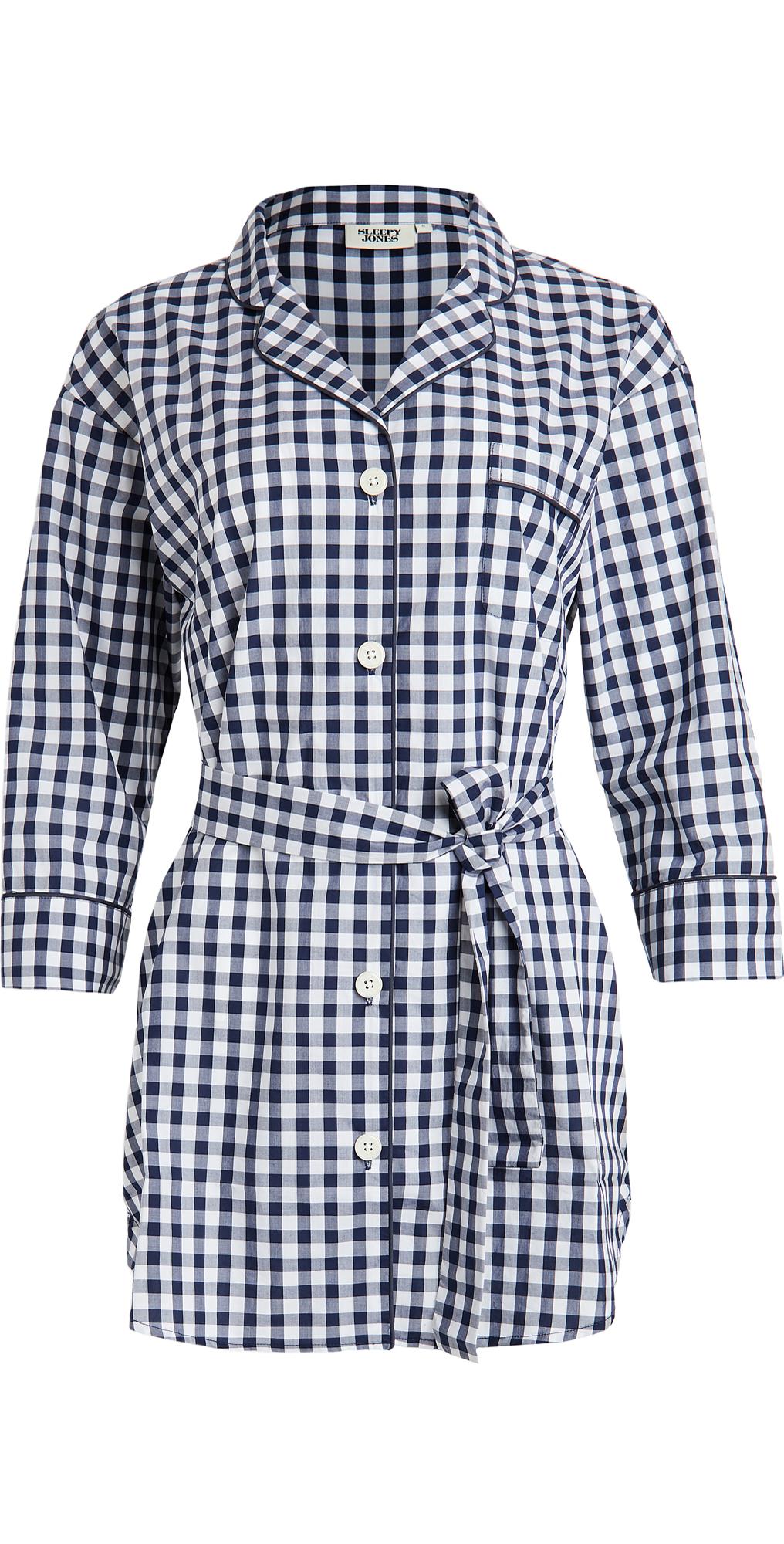 Sleepy Jones Marina Shirt Dress