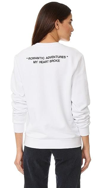 SJYP Marvel Sweatshirt