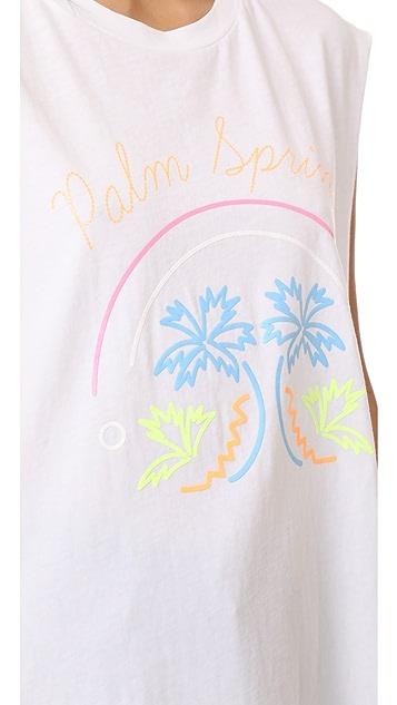 SJYP Palm Springs Sleeveless Tee