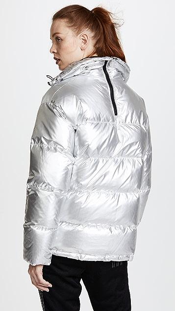 SJYP Metallic Down Jacket