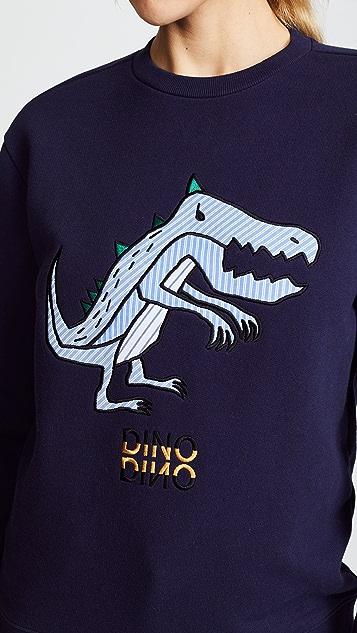 SJYP Dino Sweatshirt