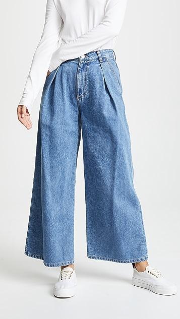 SJYP Wide Fit Jeans